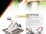 Voit Oxycycle Elektrikli El Ayak Egzersiz ve Kondisyon Bisikleti